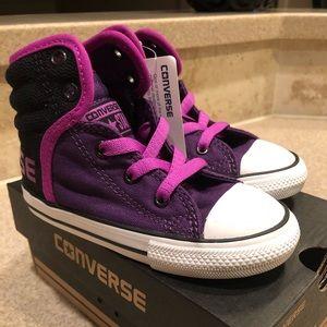 Girls Toddler Converse